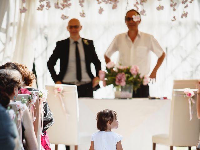 Il matrimonio di Domenico e Giovanna a Cantalupa, Torino 9