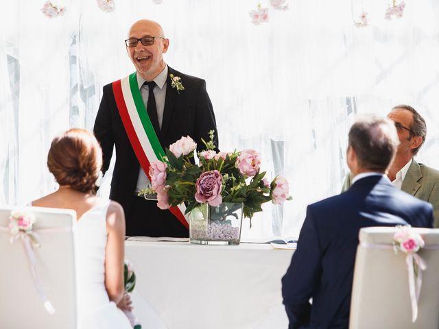 Il matrimonio di Domenico e Giovanna a Cantalupa, Torino 15