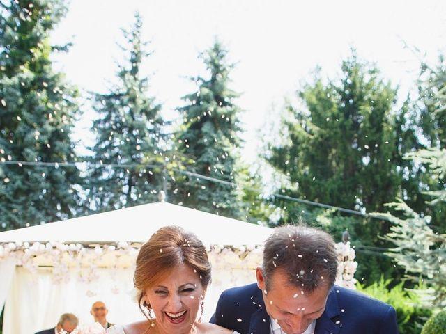 Il matrimonio di Domenico e Giovanna a Cantalupa, Torino 19