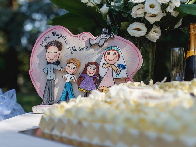 Il matrimonio di Domenico e Giovanna a Cantalupa, Torino 23