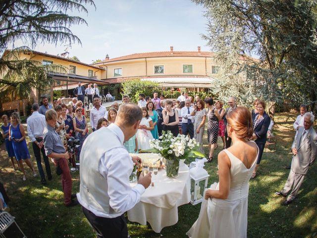 Il matrimonio di Domenico e Giovanna a Cantalupa, Torino 25
