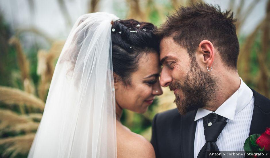 Il matrimonio di Luca e Silvia a Pesaro, Pesaro - Urbino