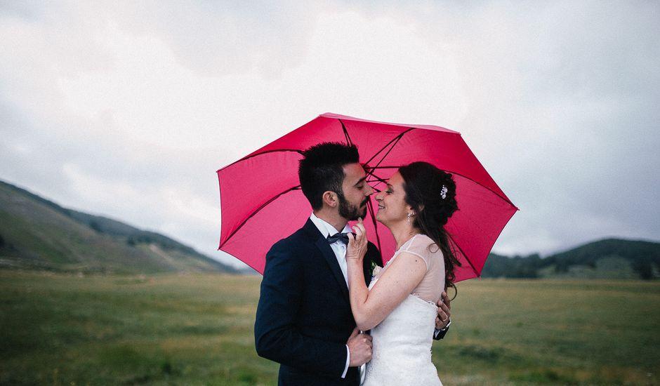 Il matrimonio di Laura e Loris a Roccaraso, L'Aquila