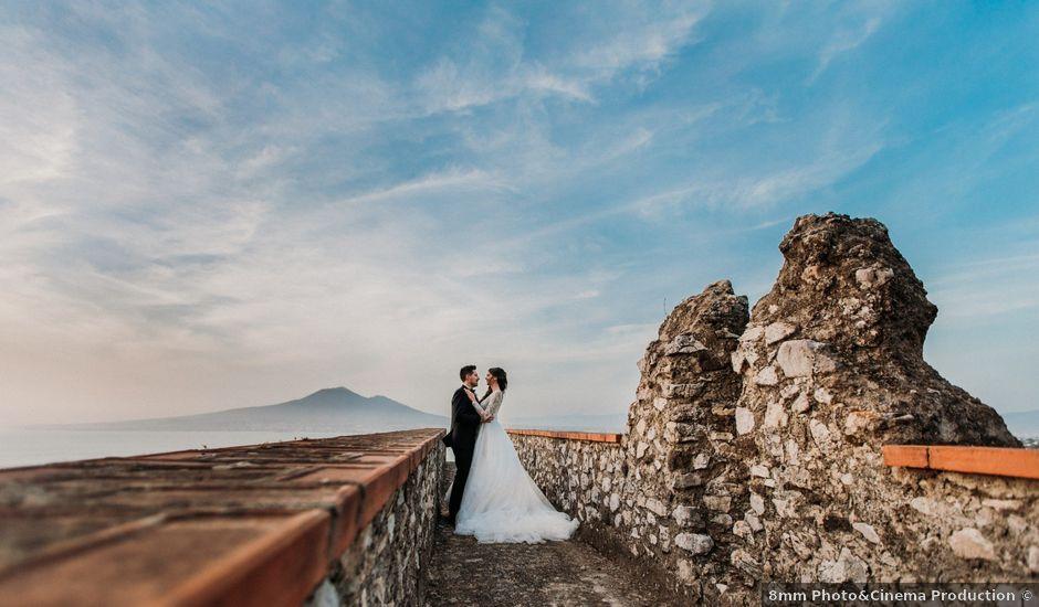 Il matrimonio di Matteo e Simona a Castellammare di Stabia, Napoli