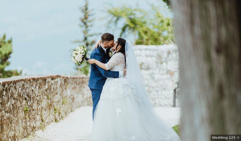 Il matrimonio di Massimo e Anna a Collebeato, Brescia