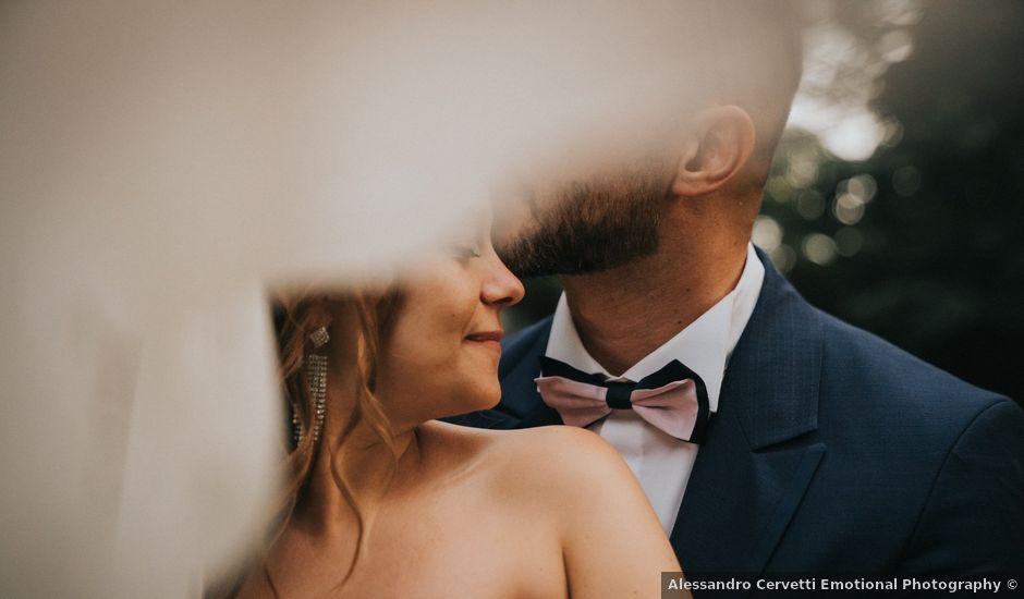Il matrimonio di Simone e Laura a Sovico, Monza e Brianza