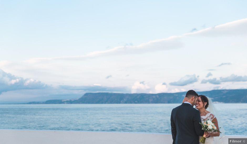 Il matrimonio di Mario e Mirella a Messina, Messina