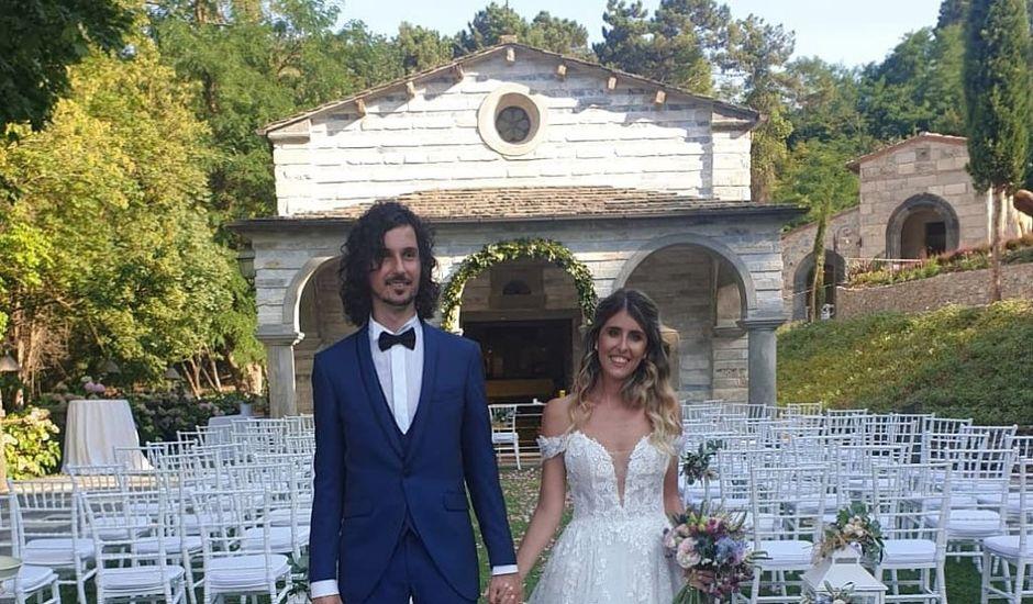Il matrimonio di Andrea  e Rossella  a Buti, Pisa