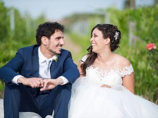 Le nozze di Irene e Giacomo