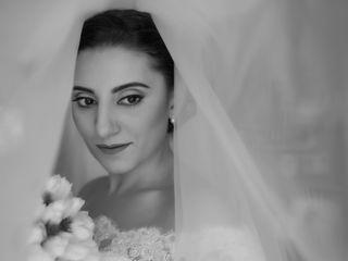 Le nozze di Cristiana e Beniamino 1