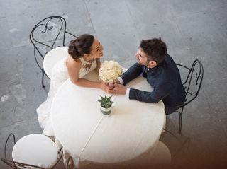 Le nozze di Cristiana e Diego