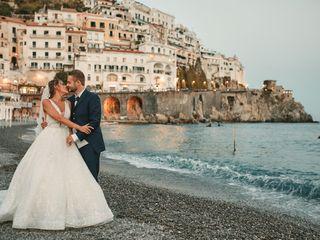 Le nozze di Damiano e Caterina