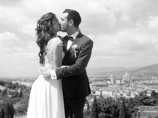 Le nozze di Anastasia e Gianluca