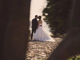 Le nozze di Barbara e Giovanni