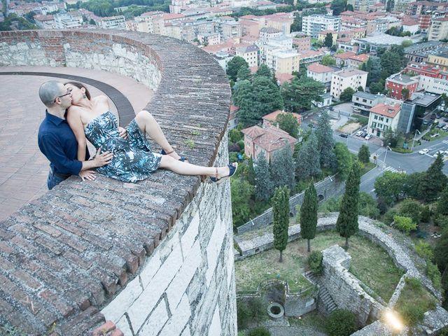 Il matrimonio di Enrico e Filomena a Seriate, Bergamo 2