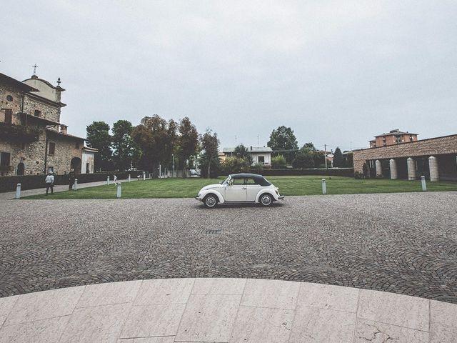 Il matrimonio di Enrico e Filomena a Seriate, Bergamo 50