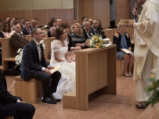 Il matrimonio di Enrico e Filomena a Seriate, Bergamo 53
