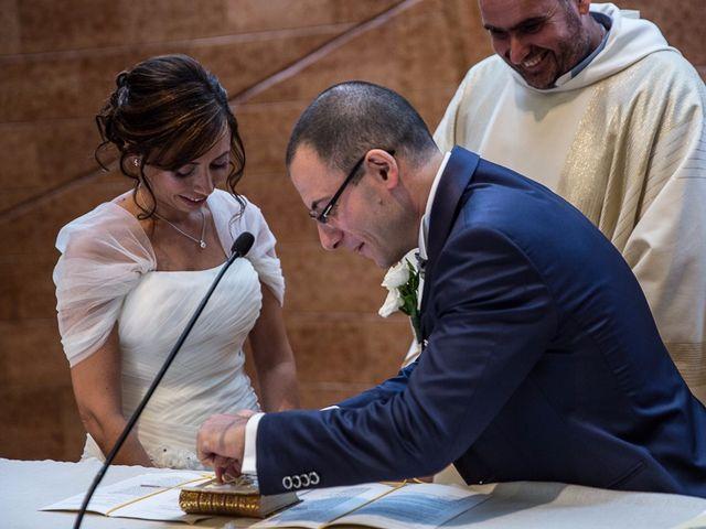 Il matrimonio di Enrico e Filomena a Seriate, Bergamo 61