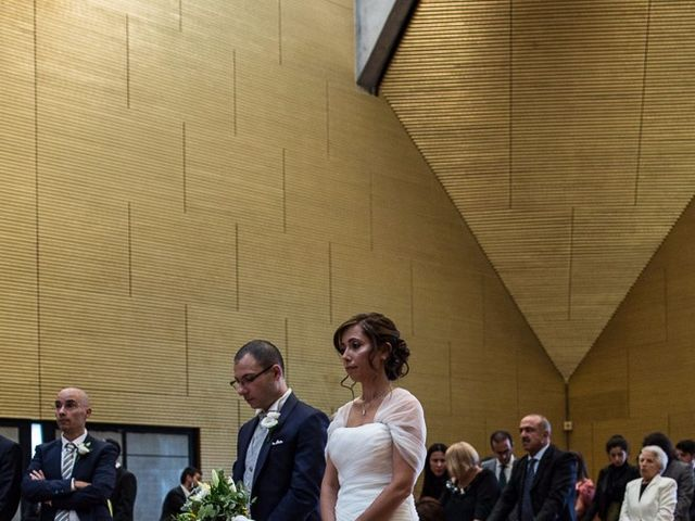 Il matrimonio di Enrico e Filomena a Seriate, Bergamo 67