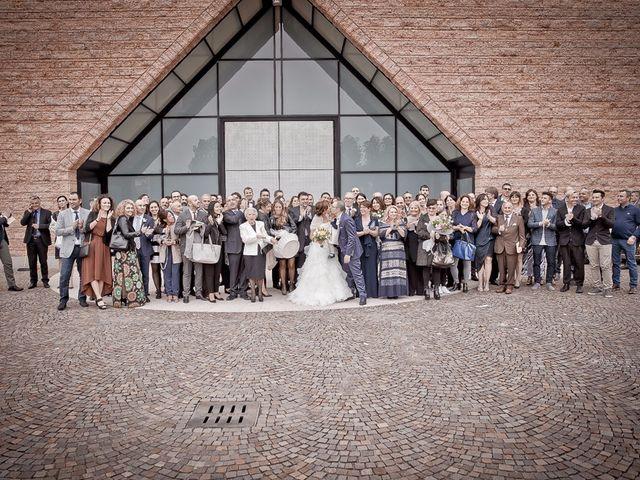 Il matrimonio di Enrico e Filomena a Seriate, Bergamo 81