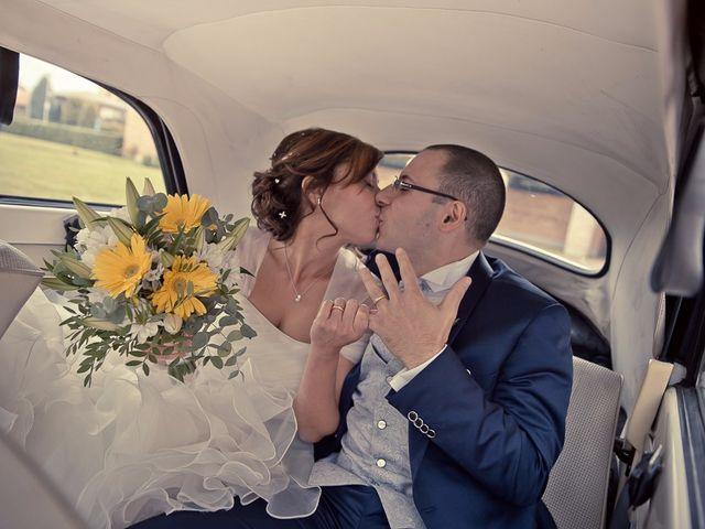 Il matrimonio di Enrico e Filomena a Seriate, Bergamo 82