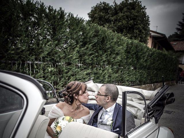 Il matrimonio di Enrico e Filomena a Seriate, Bergamo 83
