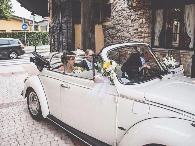 Il matrimonio di Enrico e Filomena a Seriate, Bergamo 84