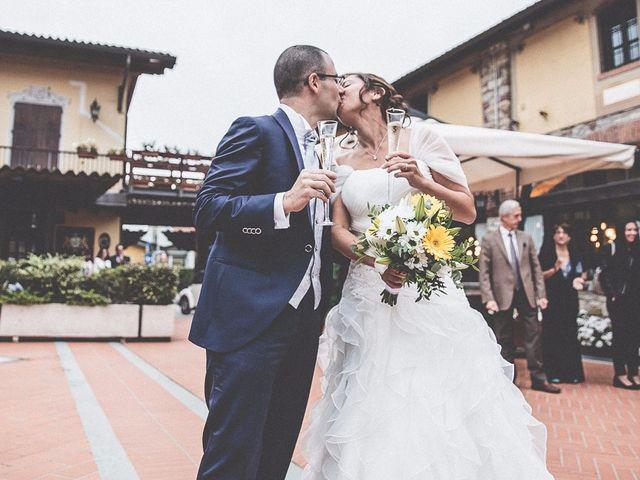 Il matrimonio di Enrico e Filomena a Seriate, Bergamo 85