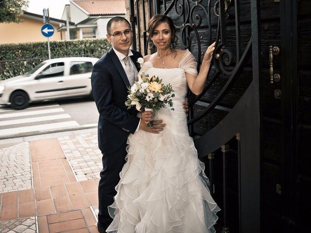 Il matrimonio di Enrico e Filomena a Seriate, Bergamo 89