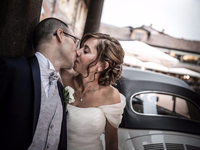 Il matrimonio di Enrico e Filomena a Seriate, Bergamo 93