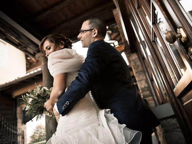 Il matrimonio di Enrico e Filomena a Seriate, Bergamo 98