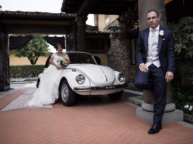 Il matrimonio di Enrico e Filomena a Seriate, Bergamo 102