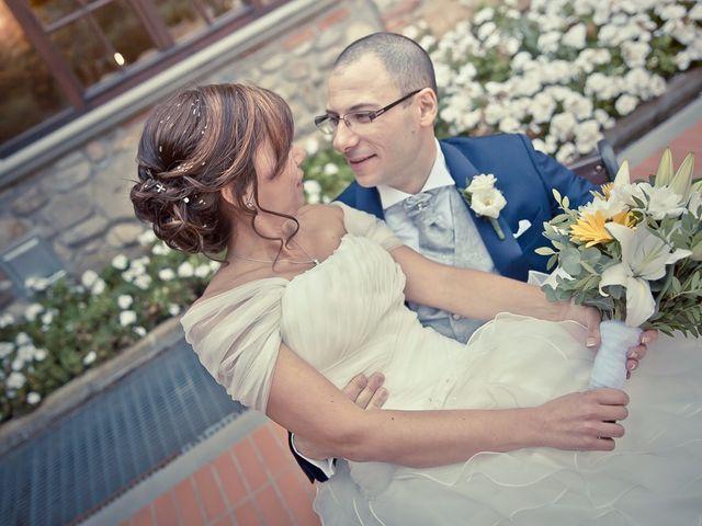 Il matrimonio di Enrico e Filomena a Seriate, Bergamo 105