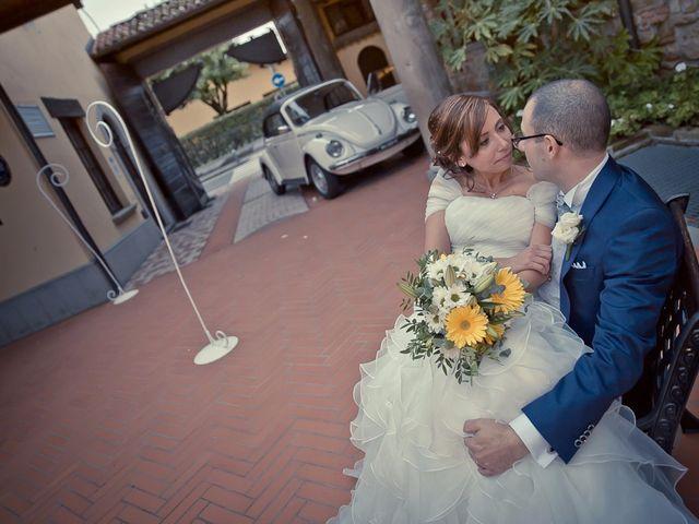 Il matrimonio di Enrico e Filomena a Seriate, Bergamo 108