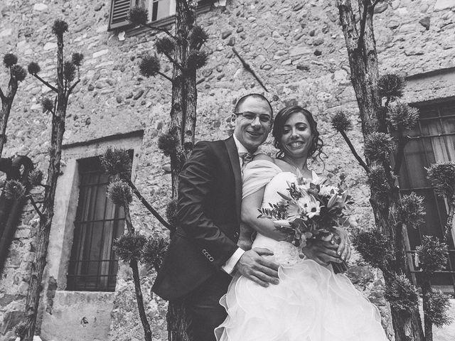 Il matrimonio di Enrico e Filomena a Seriate, Bergamo 112
