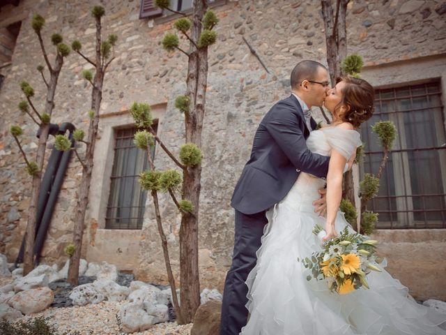 Il matrimonio di Enrico e Filomena a Seriate, Bergamo 113