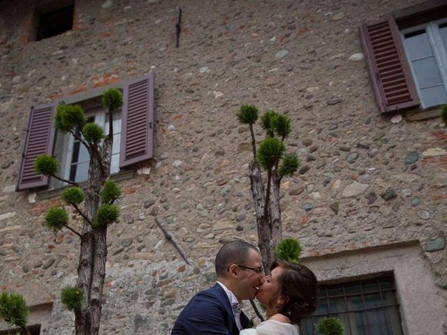 Il matrimonio di Enrico e Filomena a Seriate, Bergamo 114