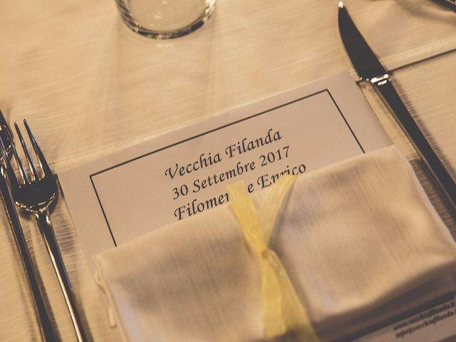 Il matrimonio di Enrico e Filomena a Seriate, Bergamo 115