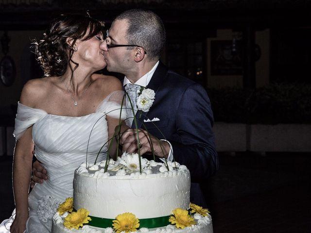 Il matrimonio di Enrico e Filomena a Seriate, Bergamo 125