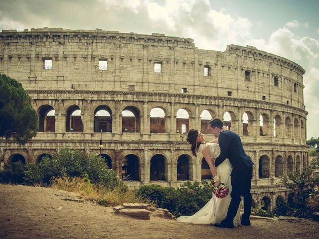 Le nozze di Inna e Alessandro
