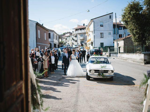 Il matrimonio di Francesco e Pamela a Campli, Teramo 11