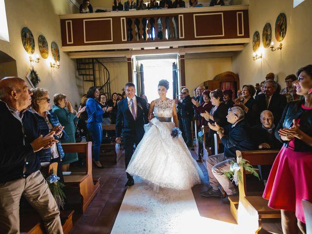 Il matrimonio di Francesco e Pamela a Campli, Teramo 12