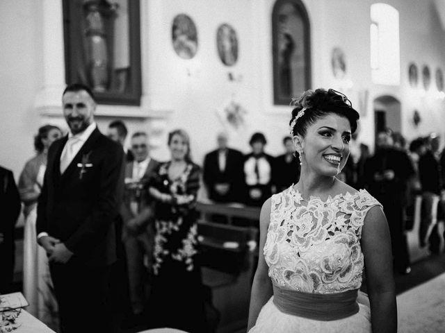Il matrimonio di Francesco e Pamela a Campli, Teramo 14