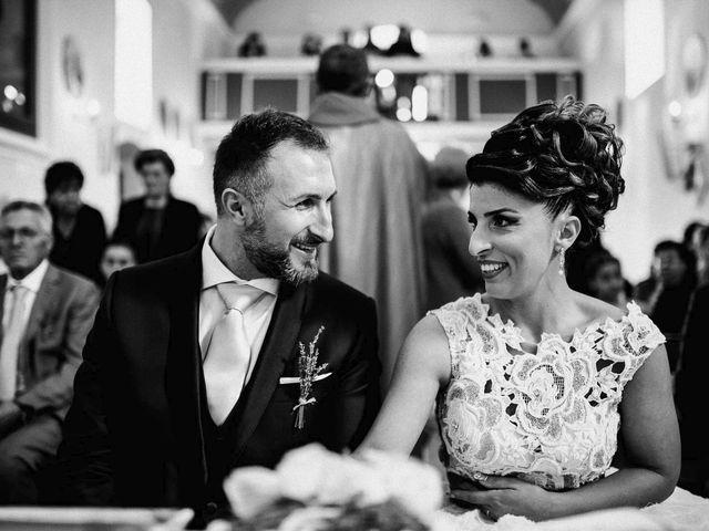 Il matrimonio di Francesco e Pamela a Campli, Teramo 17