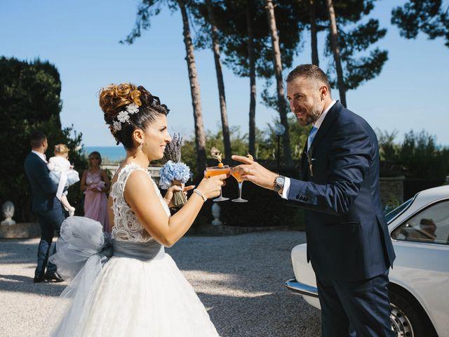 Il matrimonio di Francesco e Pamela a Campli, Teramo 20