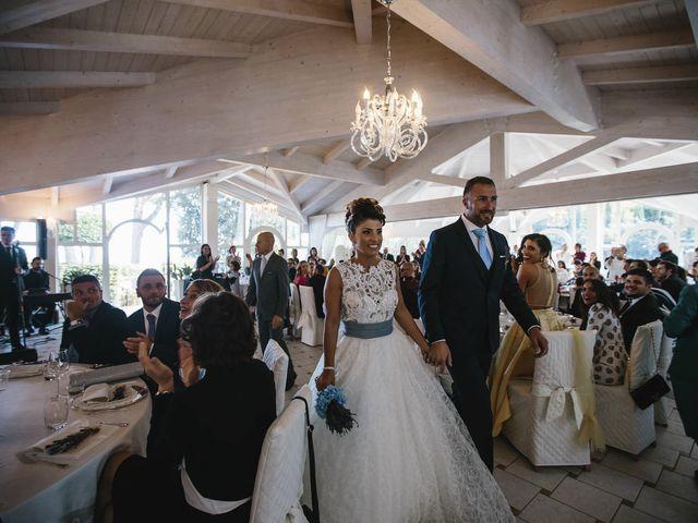 Il matrimonio di Francesco e Pamela a Campli, Teramo 21