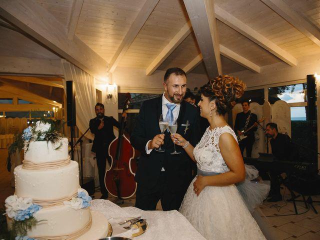Il matrimonio di Francesco e Pamela a Campli, Teramo 27