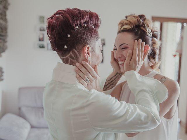 Il matrimonio di Silvia e Erica a Reggio nell'Emilia, Reggio Emilia 54