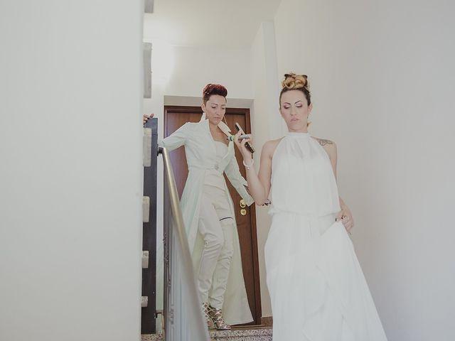 Il matrimonio di Silvia e Erica a Reggio nell'Emilia, Reggio Emilia 55