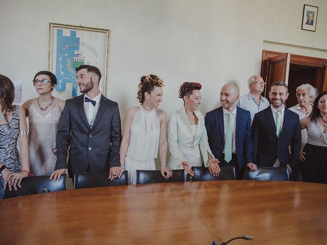Il matrimonio di Silvia e Erica a Reggio nell'Emilia, Reggio Emilia 73